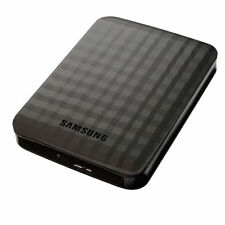 "Samsung M3 1 TB Portable External Hard Drive 2.5"" USB 3.0 HDD Black Brand New"