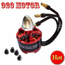 2212 920KV Brushless Motor for DJI F330 F450 F550 X525 Quad Multirotor U