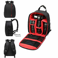 Camera Backpack Rucksack Bag For For Nikon D600 D3200 D5000 D3000 D300 D90 D3100
