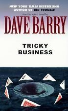 Tricky Business - Dave Barry (Paperback) A Novel