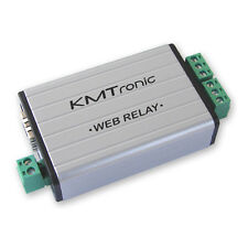 LAN TCP/IP Ethernet 2 Channel Relay board, WEB Server, Android APP, BOX