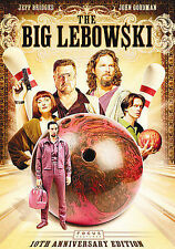 The Big Lebowski - 10th Anniversary Edition DVD, Jeff Bridges, John Goodman, Jul