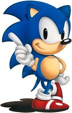 sonic  VINYL WALL STICKER WALL DECALS