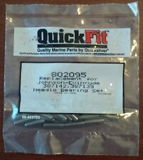 OMC 387142 Needles Bearing Set (802095 NEW)