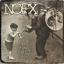 First Ditch Effort - Nofx (2016, CD NEUF)