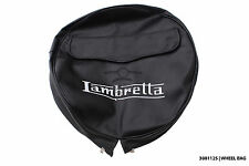 Spare wheel cover Lambretta LI SX GP TV 50 125 150 200 series 1 2 3