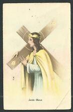 Postal antigua de Santa Elena andachtsbild santino holy card santini