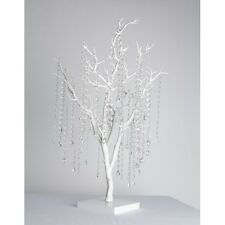 White Artificial Manzanita Wishing Tree Wedding Table Centrepiece  31""