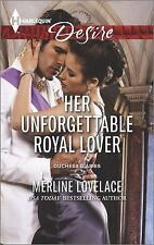 Her Unforgettable Royal Lover (Duchess Diaries) by Lovelace, Merline