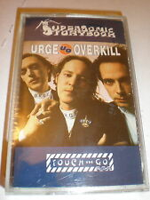 Urge Overkill CASSETTE NEW The Supersonic Storybook