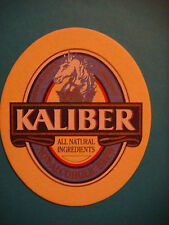 Beer COASTER Mat    St. James's Gate Kaliber Low Alcohol Lager ~ Dublin, IRELAND