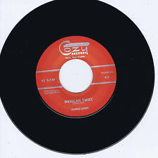 DORSE LEWIS - MEXICAN TWIST / HOT ROD BOOGIE - ROCKABILLY DYNAMITE BOPPERS REPRO