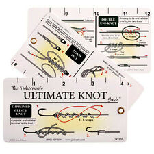 The Fisherman's Ultimate Knot Guide -The #1 Best Selling Fishing Knot Reference!