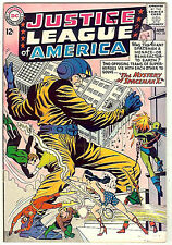 Justice League of America #20 (1963 vf 8.0) guide value: $163.00 (£110.00)