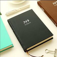 """365 Planner"" 1pc Hard Cover Cute Diary Notebook Journal Agenda Scheduler Memo"