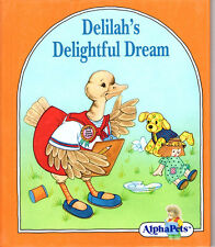 Alpha Pets-Delilah's Delightful Dream-1990-LN