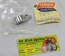 NOS YAMAHA RD250 RD350 XS1 XS2 XS650 TX650 TX 306-25876-00 HOLDER BRAKE HOSE OEM