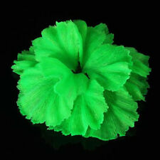 Fake Simulation Artificial Sea Soft Coral Plant Aquarium Decor Green