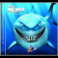 Finding Nemo [Original Motion Picture Soundtrack] by Thomas Newman CD Disney