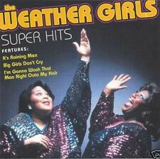 Weather Girls - .. Hits - CD NEU Beste - Its Raining Men Big Girls Don't Cry