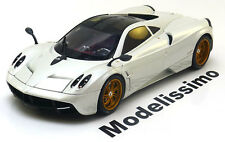 1:18 Welly GT Pagani Huayra 2011 whitemetallic
