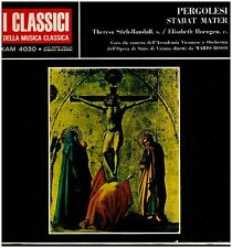 LP 5292  PERGOLESI STABAT MATHER