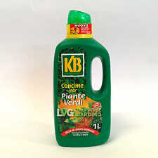 KB Concime Fertilizzante Liquido Piante Verdi 1 Lt