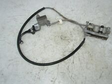 09 KX250F Front Brake System with aftermarket Lever stock oem