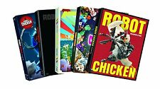 Robot Chicken: TV Series Complete Seasons 1 2 3 4 5 Box / DVD Set(s) NEW!