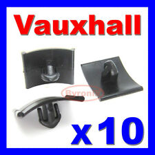 VAUXHALL CORSA VECTRA ASTRA BONNET HOOD LINING INSULATION TRIM CLIPS FIXING