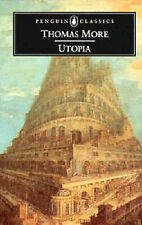 Utopia (Classics),More, Saint Thomas,Very Good Book mon0000088028
