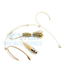 Double Hook YAM Skin HM3-C4C Headset Mic For Carvin Wireless Mic system UX16-BP