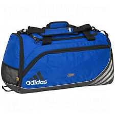 adidas Team Speed Training DUFFEL Bag GYM Fitness Soccer Travel Brand New ROYAL