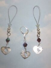 PASSIONS  NON PIERCING NIPPLE & NON PIERCING BELLY RING CLIP SET