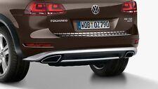 Original VW Heckleiste in Chromoptik für Touareg NF, Touareg NF GP