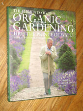 THE ELEMENTS OF ORGANIC GARDENING , NEW