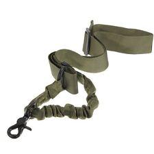 Nylon Outdoor Field Equipment Single Point Air Rifle Sling Gun Airsoft Sling