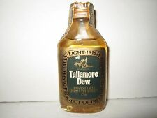 miniature mignon whisky TULLAMORE DEW LIGHT