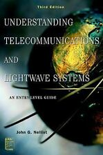 Understanding Telecommunications and Lightwave Systems: An Entry-Level-ExLibrary