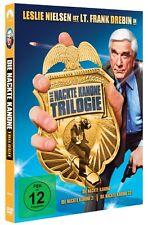 Die nackte Kanone 1, 2, 3 * deutsche DVD Box * NEU * OVP * Trilogie