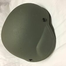 BAE Systems Advanced Combat Helmet, Ballistic ACH, SMALL, w/ Pads, Chin Strap