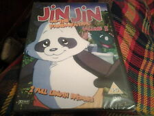 dvd jin jin and the panda patrol volume 2 classic animation kids new sealed