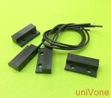 Normally OPEN NO Magnetic Contact door window reed switch BLACK.2pairs