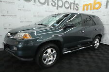 Acura: MDX Luxury