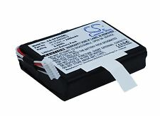 UK Battery for Getac PS535E 441816800010 3.7V RoHS