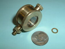(1) Brass Mini Model Gas or Steam Engine Connecting Rod Oilier, Champion Type