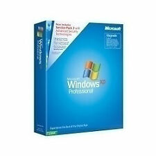 NEU & Original | Microsoft Windows XP Professional SP2  Betriebssystem CD+ Heft