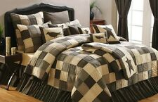 Kettle Grove Luxury California King Quilt - Primitive Bedspread by VHC Brands