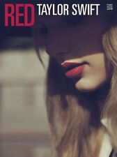 Taylor Swift RED Play Country Rock Pop BEGIN AGAIN Piano Guitar PVG Music Book