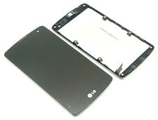Original LG D290N D290 Touchscreen Digitizer Frame LCD Display einheit Komplett